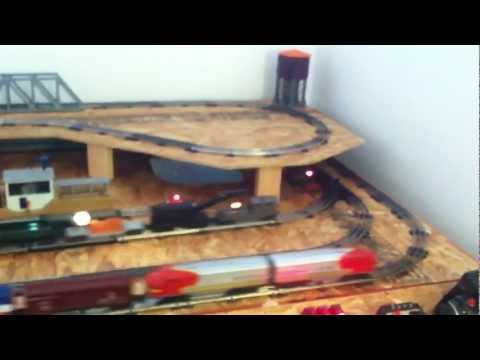 The NEW Lionel O-gauge post war layout build (part 1)