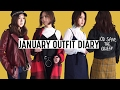 January Outfit Diary 2017 Q2HAN