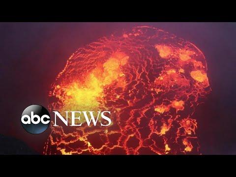 Kilauea volcano grows more explosive