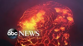 Kilauea volcano grows more explosive