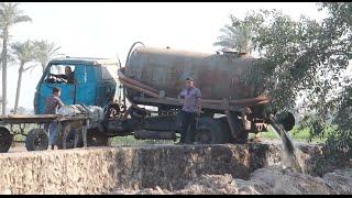 مصر العربية | مجارى المنوات.. للشرب والزراعة والاوبئة للجميع