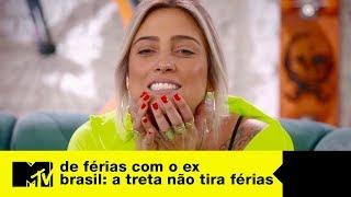 Tati Dias e Bifão lavam roupa suja | A Treta Não Tira Férias Ep. 02