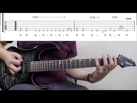 Guitar World – Building Metal Riffs with the Phrygian Dominant Scale