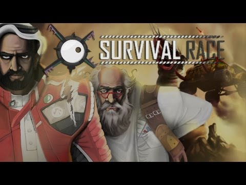 Survival Race - Life or Power Plants - iPad Game Play