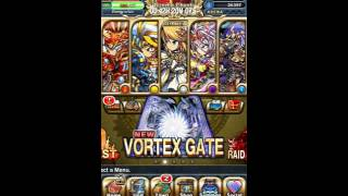 My first brave frontier gameplay