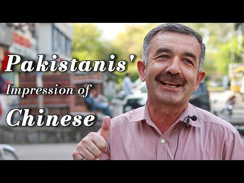 巴基斯坦人究竟如何评价中国人?在镜头前,他们说出了真实想法!What Do Pakistanis Think About China And Chinese?