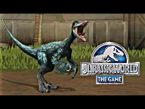 Troodon Level 10 Status Jurassic World the Game