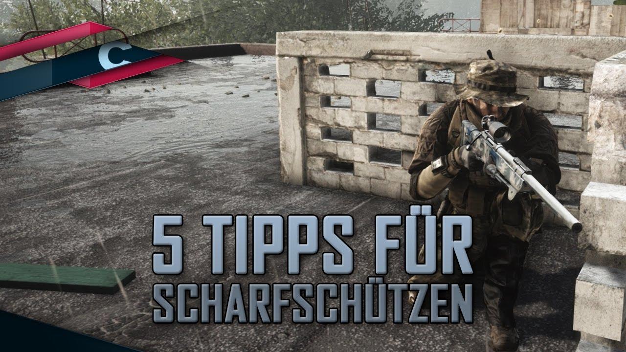 Entfernungsmesser Scharfschütze : Battlefield tipps für scharfschützen bf sniper guide youtube