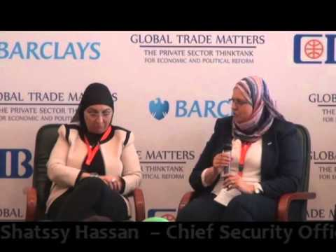 Ms. Shatssy Hassan Prt2  –  CIB  - Investment & Technology Conference Cairo 2015