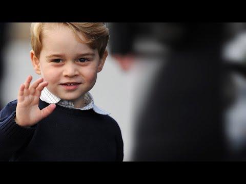 Prinz George - Nie gesehenes Foto des künftigen Königs ist aufgetaucht!