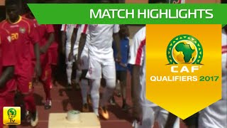 Guinea-Bissau vs Kenya | Africa Cup of Nations Qualifiers 2017