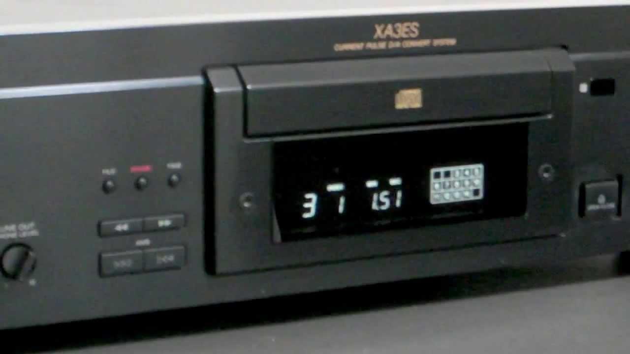 SONY CDP-XA3ES CDプレーヤーposted by jordim0