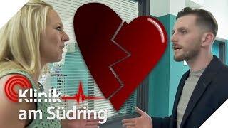 Krank vor Eifersucht? Ex-Freund will ihre neue Liebe zerstören! | Klinik am Südring | SAT.1 TV