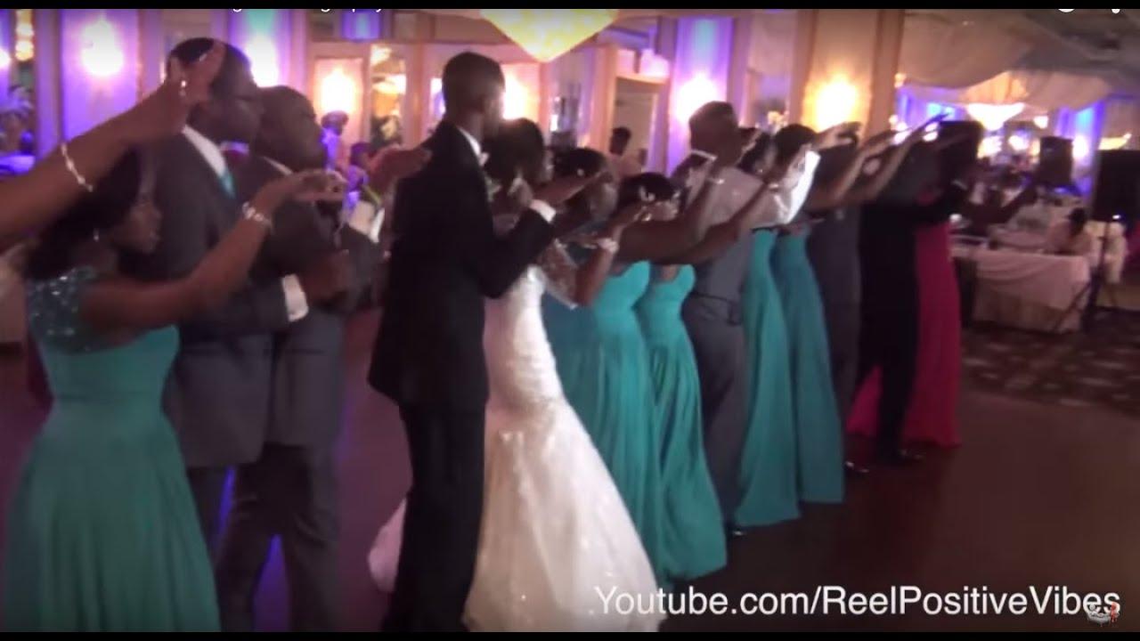 African Wedding Choreography Dance