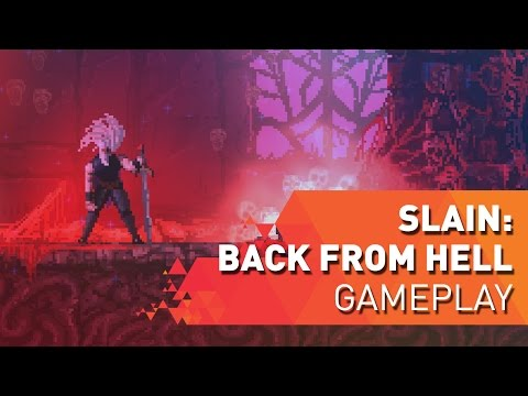 Slain: Back from Hell gameplay - Shuffle
