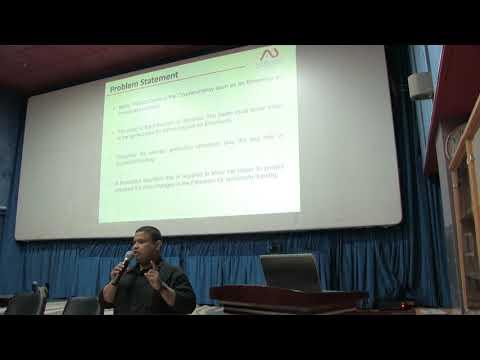 2nd IT College Post Graduate Symposium - Khalifa Abdulla Mahaiza