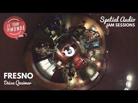Fresno - Deixa Queimar | #LTDM360 (Spatial Audio)