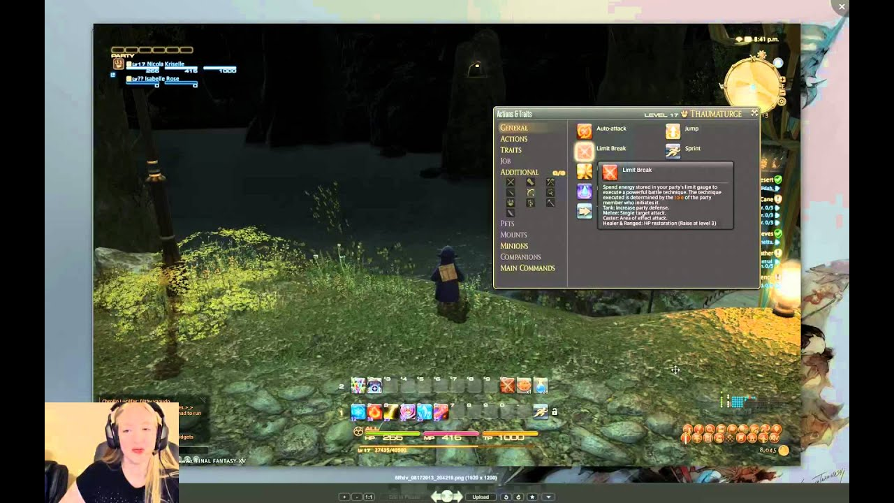 How to add more hotbars ffxiv