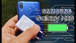 Samsung Galaxy M20 pil testi! 5.000 mAh pil gücü yeterli mi?