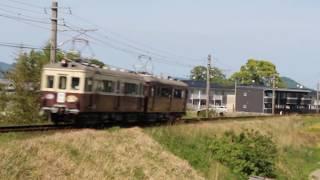 琴電レトロ電車特別運行2016 岡田⇒羽間