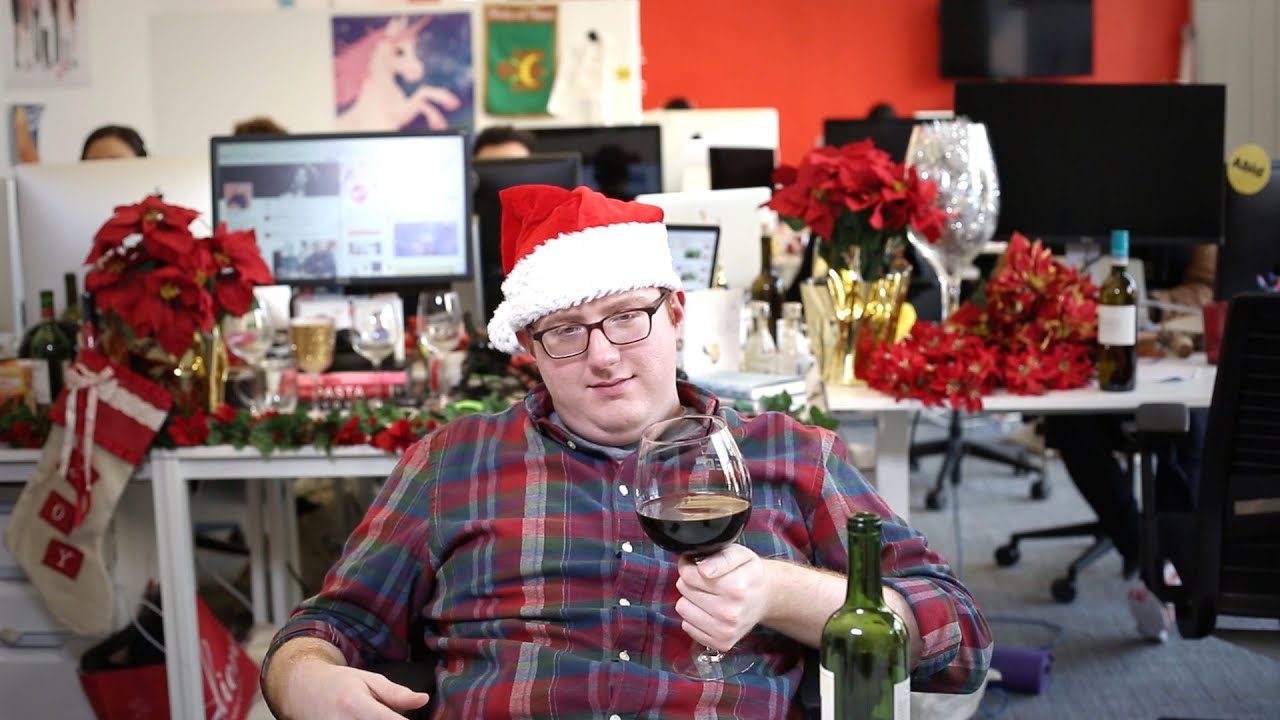 The Worst Things About Office Holiday Parties: Whine About It ...