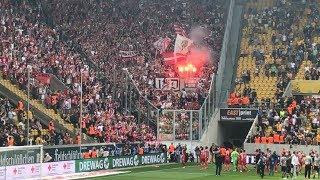DAS WUNDER VON DRESDEN   Dynamo Dresden - Fortuna Düsseldorf
