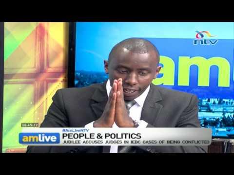 Joshua Kiptoo's passionate defence of Justice George Odunga