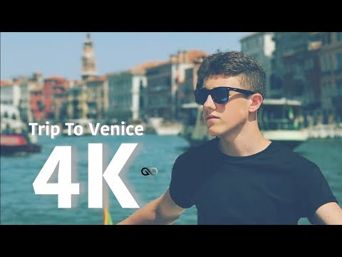 Trip To Venice - Cinematic Video [4K]
