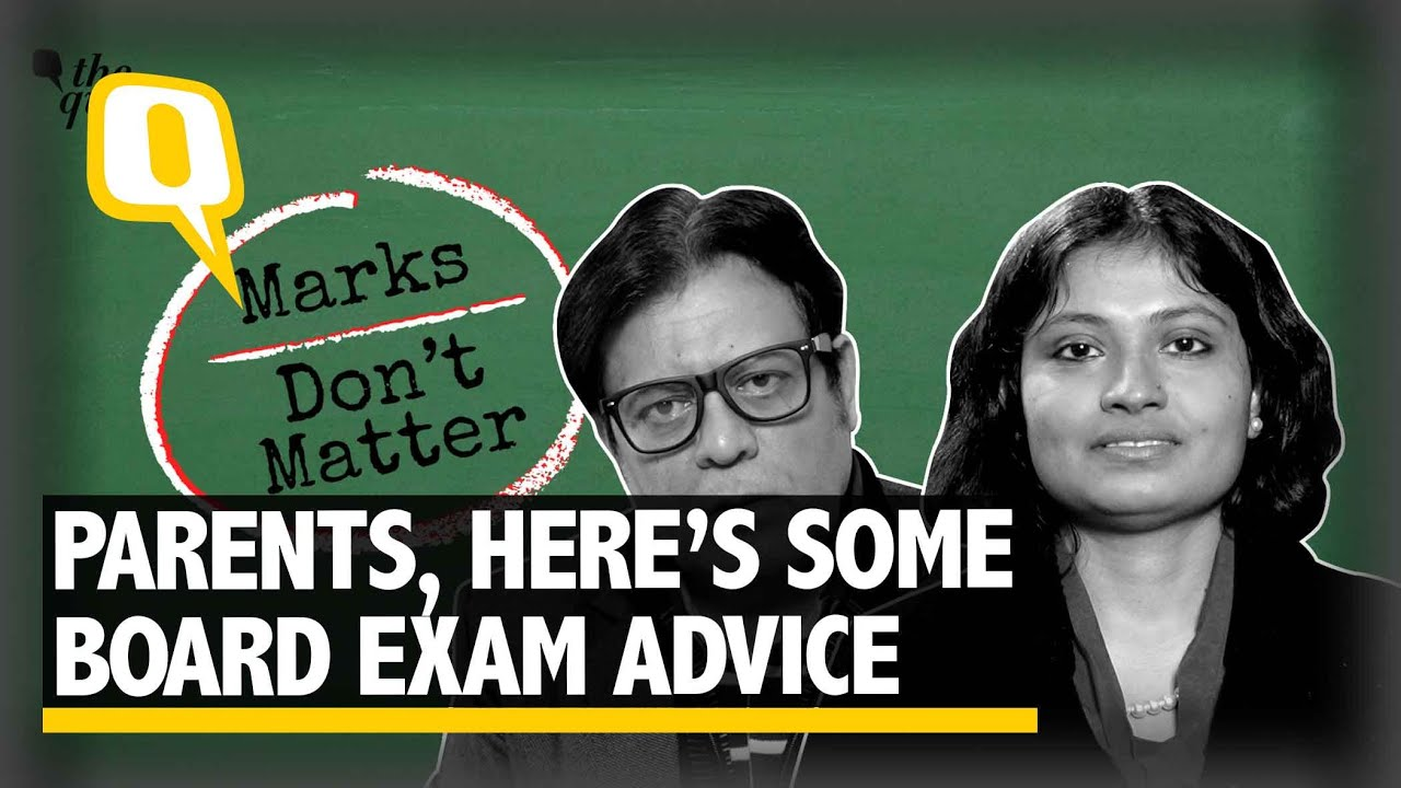 A Message for Parents & Students from Counsellors Before Board Exams