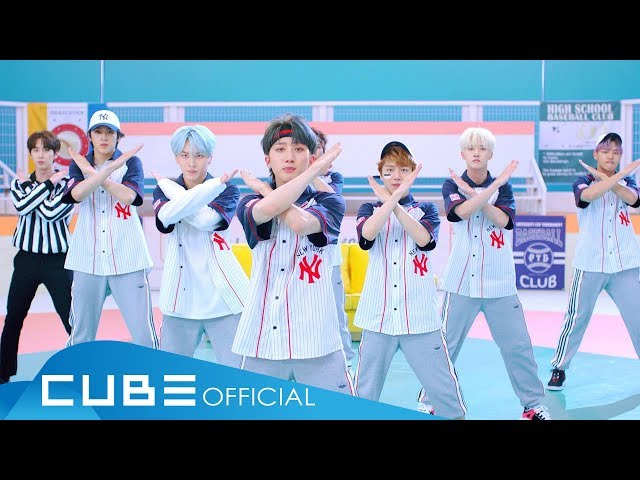 펜타곤(PENTAGON) - '접근금지 (Prod. By 기리보이)(Humph! (Prod. By GIRIBOY))' Official Music Video