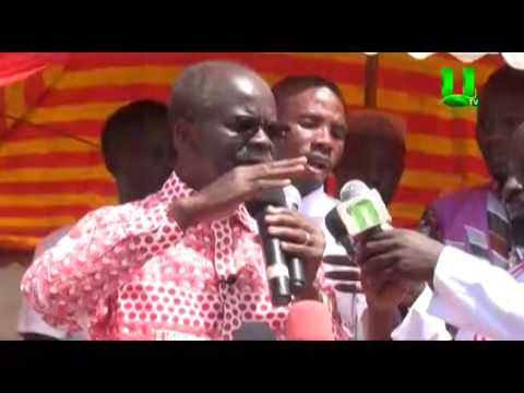 Dr Nduom promises cashew factory in Wenchi