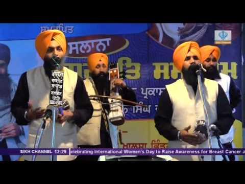 Celebrating Janam Din of Sant Jarnail Singh