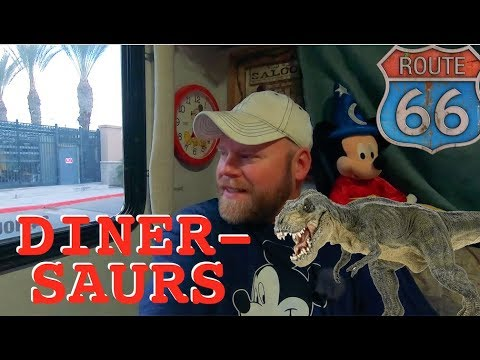 50's Diner-saurs on Route 66 & More