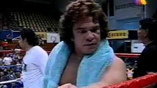 Perro Aguayo Jr. vs. El Dandy
