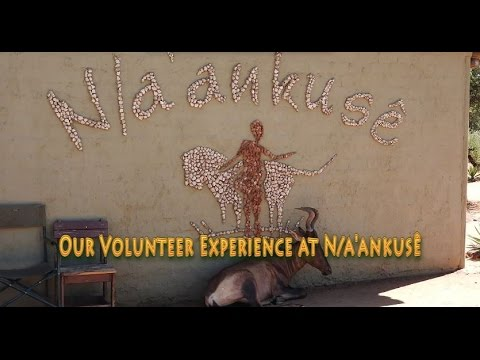 Our Volunteer Experience @ Naankuse
