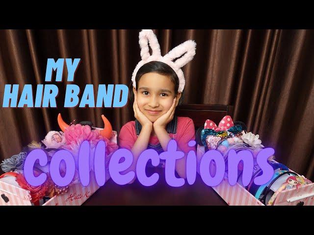 Hair Band Collection | hair band hairstyles | hair band design | LearnWithPari