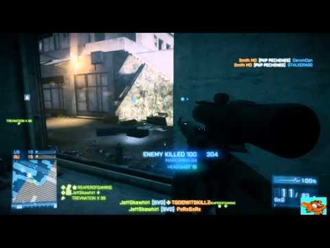 Battlefield 3 Quality Test