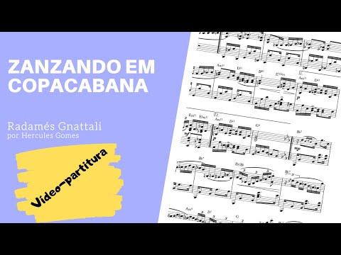 """<span class=""""title"""">ZAZANDO E COPACABANA  VIDEO PARTITURA  FB YOUTUBE</span>"""