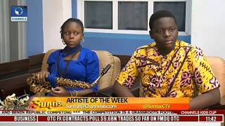 Sunrise Hosts The Eyisire Siblings On Children's Day  Pt 1 thumbnail