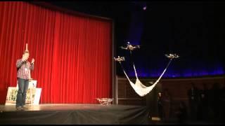 """'Skynet' Drones Work Together for """"Homeland Security"""""""