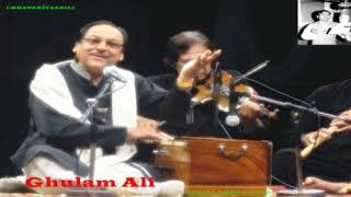 Woh Apne Chehre Mein Sau Aftab Ghulam Ali DIGITAL STEREO AUDIO