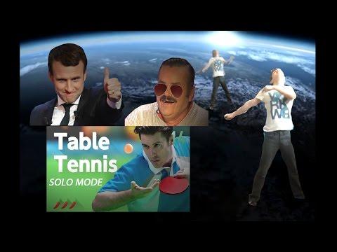 The Shooting Stars Meme :D Mathieu fait du ping-pong sur 1 2 switch