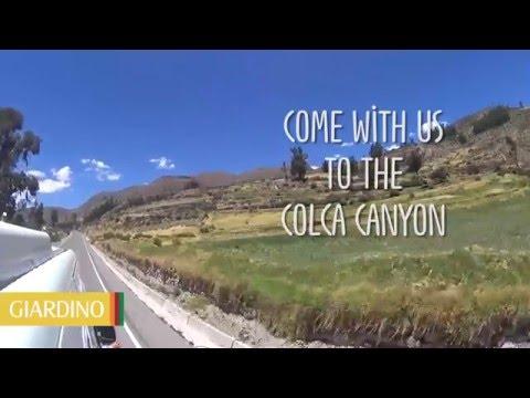 Colca Canyon with Giardino Tour Operator.- Arequipa; Perú
