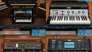 Korg Module The Epic Guide for iPad