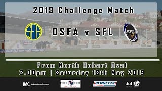 Old Scholars v SFL | Challenge Match | Saturday 18th May 2019