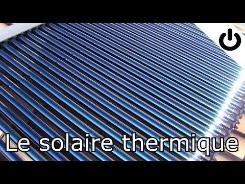 Le solaire thermique - Énergie#5