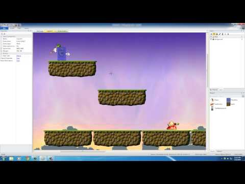 Platform Game Development w/ Construct 2 - 14 - Creating an Enemy