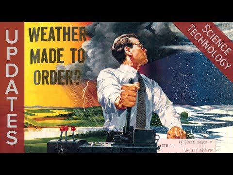 Controlling Weather to Manage the Climate -- Prof. Sergey Pulinets More about ionization for weather control see our earlier interview, youtube.com/watch? v=0iKFTlphuJs  This is a July 6, 2017 statement Professor ...