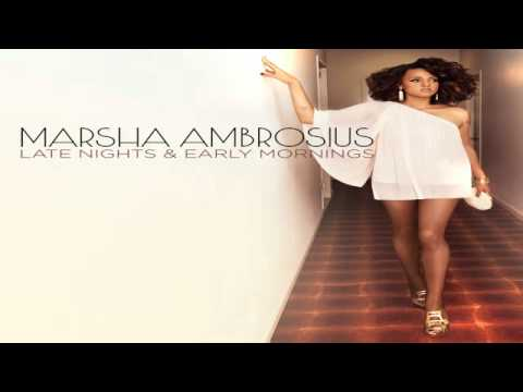 08 I Want You To Stay - Marsha Ambrosius