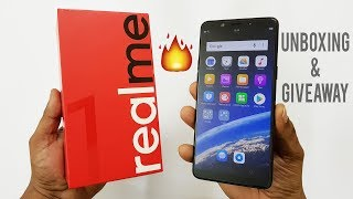 OPPO Realme 1 Unboxing and Giveaway!
